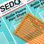 SEDO - Boilie Fluoro Hair Stops Orange