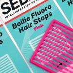 SEDO - Boilie Fluoro Hair Stops Pink