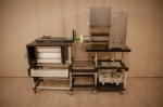 Boilie lab Ipari  Full automata bojli gyártó gépso