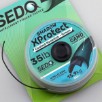 SEDO Shadow XProtect Coated hooklink Green 15 lbs