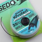 SEDO Shadow XProtect Coated hooklink  Green 25 lbs