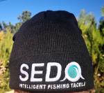 SEDO Fishing Hímzett Téli Sapka